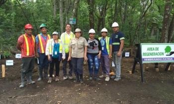 Pacadar Panamá se implica y participa en proyecto de sostenibilidad ambiental en el país