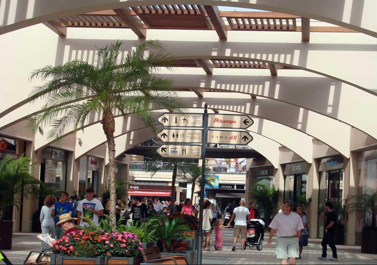 Centro de Ocio La Zenia, Alicante