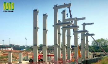 PACADAR inicia el montaje del Estadio Johan Cruyff del FC Barcelona