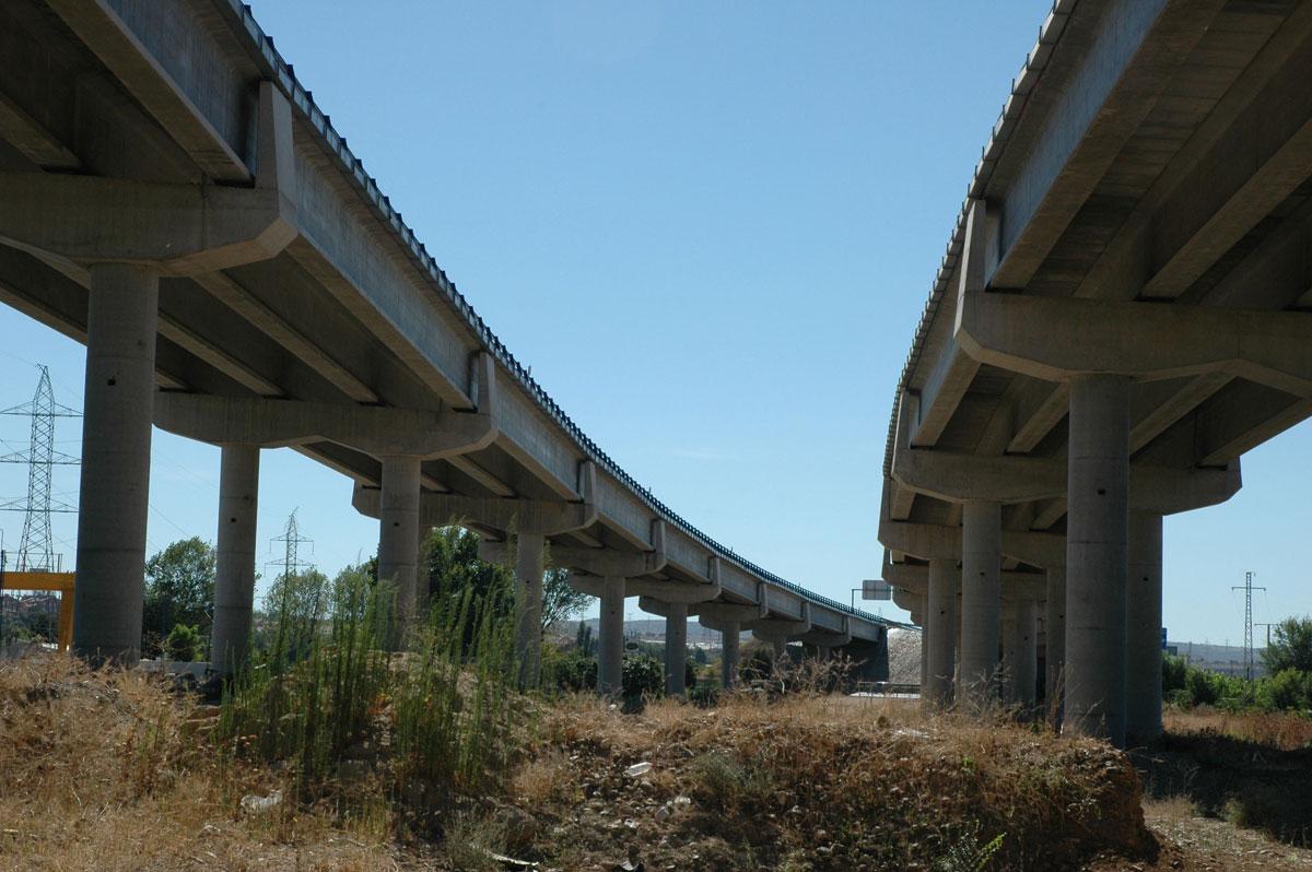 Puentes curvos