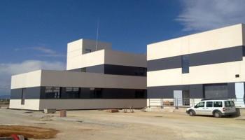 Edificios del Aeropuerto de Valencia