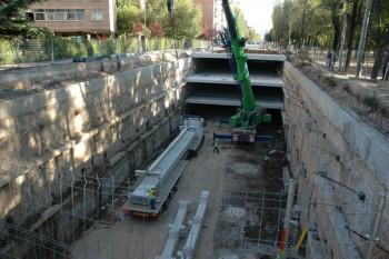 Aparcamiento Subterráneo Torrejón de Ardoz, Madrid